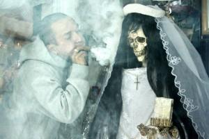 1 culto a la santa muerte