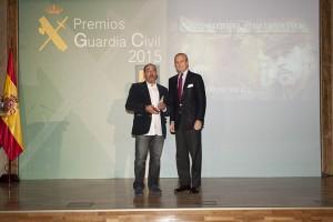 7 Premio Periodismo Guardia Civil a Las Crónicas Del Vértigo